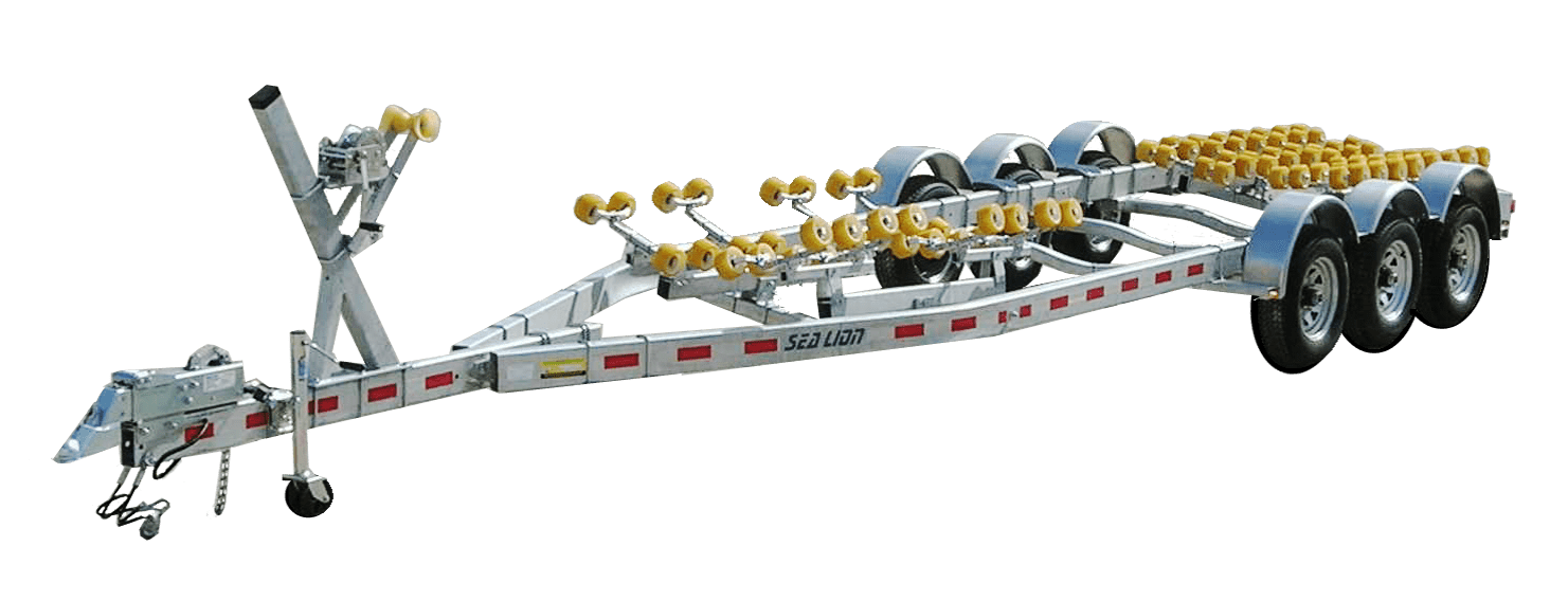 SEALION TRAILER S-14-1200